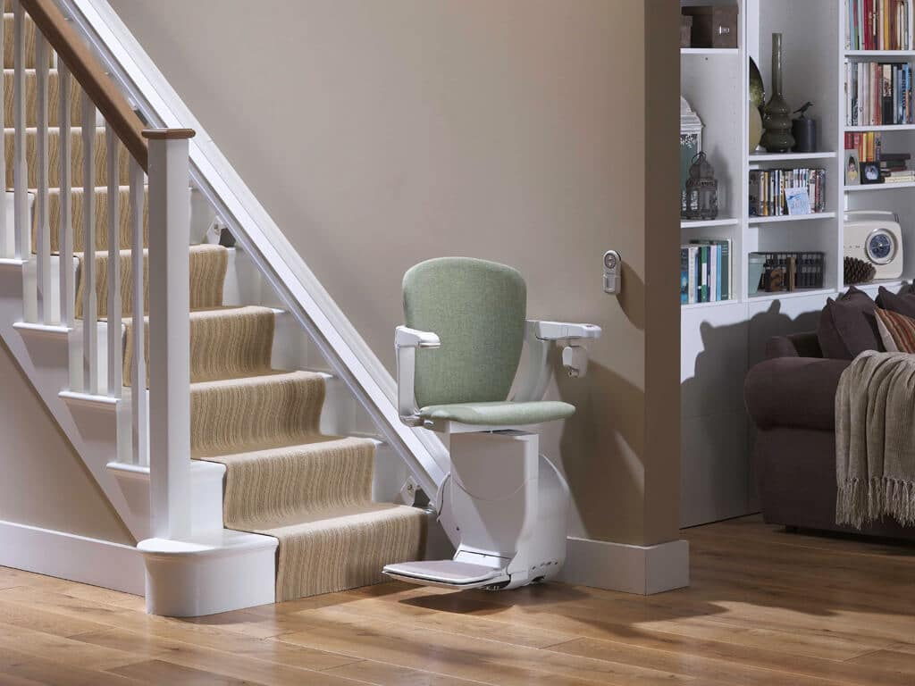 Attractive Cainu0027s Mobility Illinois » Stair Lifts » Peoria Photo